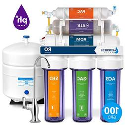 Express Water 10 Stage Home Drinking Water Filtration System