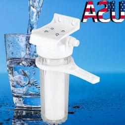 "10"" Whole House Drinking Water Filter Purifier Filtration Sy"