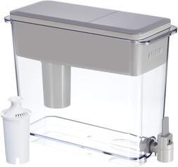 Brita 18 Cup UltraMax Water Dispenser with 1 Filter, BPA Fre