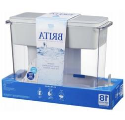 18-Cup Brita Water Dispenser Refrigerator Shelf Water Purifi