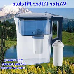2.5 L High Quality Water Filter Pitcher Home/Outdoor Water S
