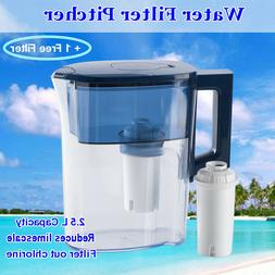 2.5 L Large Pitcher Home Water Purifier Family Meeting Kitch
