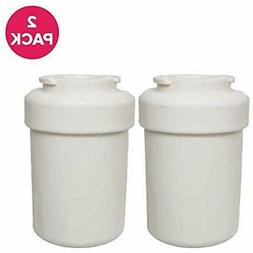 - 2 Water Purifier Filter Fits GE Smart Refrigerator, MWF, M