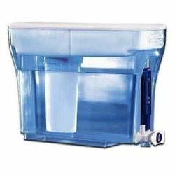 23 Cup Water Filtration Dispenser Purifier Pitcher with TDS
