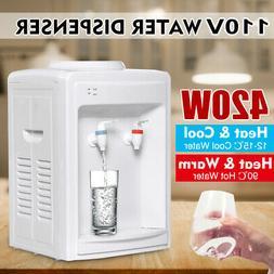 420W 110V  Electric Water Dispenser Heater Cooler Warm Hot C
