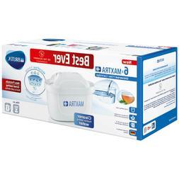 6Pk Brita Maxtra+ Water Filter Cartridges Water Purifier Fre