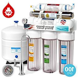 Express Water Ultraviolet Reverse Osmosis Water Filtration S