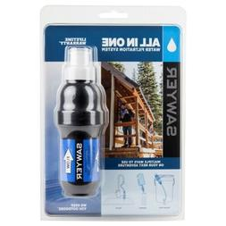 Sawyer Products SP181 PointOne All-in-One Filtration Kit wit