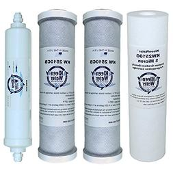 APEC model ROES-PH75, ROES-50-A and FILTER-SET-ESPH Replacem
