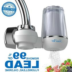 Faucet Water Filter System Kitchen Sink Mount  Filtration Ta