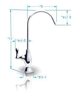 APEC Ceramic Disc Reverse Osmosis Water Filter Faucet Brushe