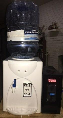coin operated purified water cooler vending machine drink dr