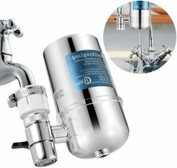 Faucet Water Filter System Kitchen Sink Mount Filtration Tap
