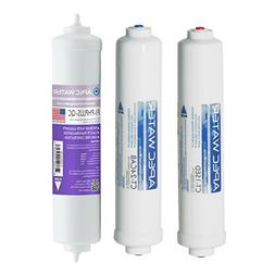 APEC Water Systems FILTER-SET-CTOP-PH US Made Replacement Fi