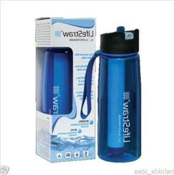 LifeStraw GO 2 Stage Personal Portable Survival Water Filter