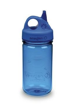Nalgene Grip-N-Gulp Blue