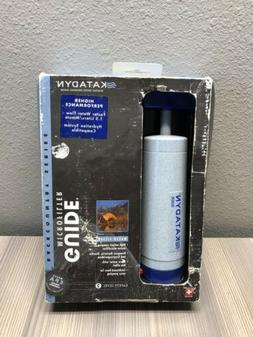 Katadyn Guide Water Purifier Filter Hiking Backcountry Micro