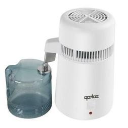 ZOKOP Home Pure Water Distiller Filter Purifier Stainless St