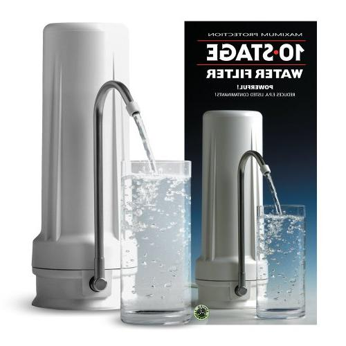 New Wave Enviro Premium 10 Stage Drinking Water Filter