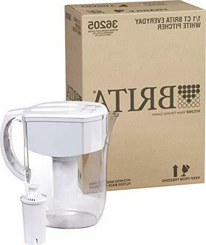 Brita Cup Everyday Water with Filter Free