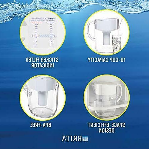 Brita 10060258362050 Cup with Free