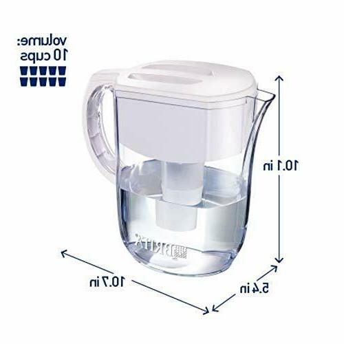 Brita 10 Cup Water with - Free
