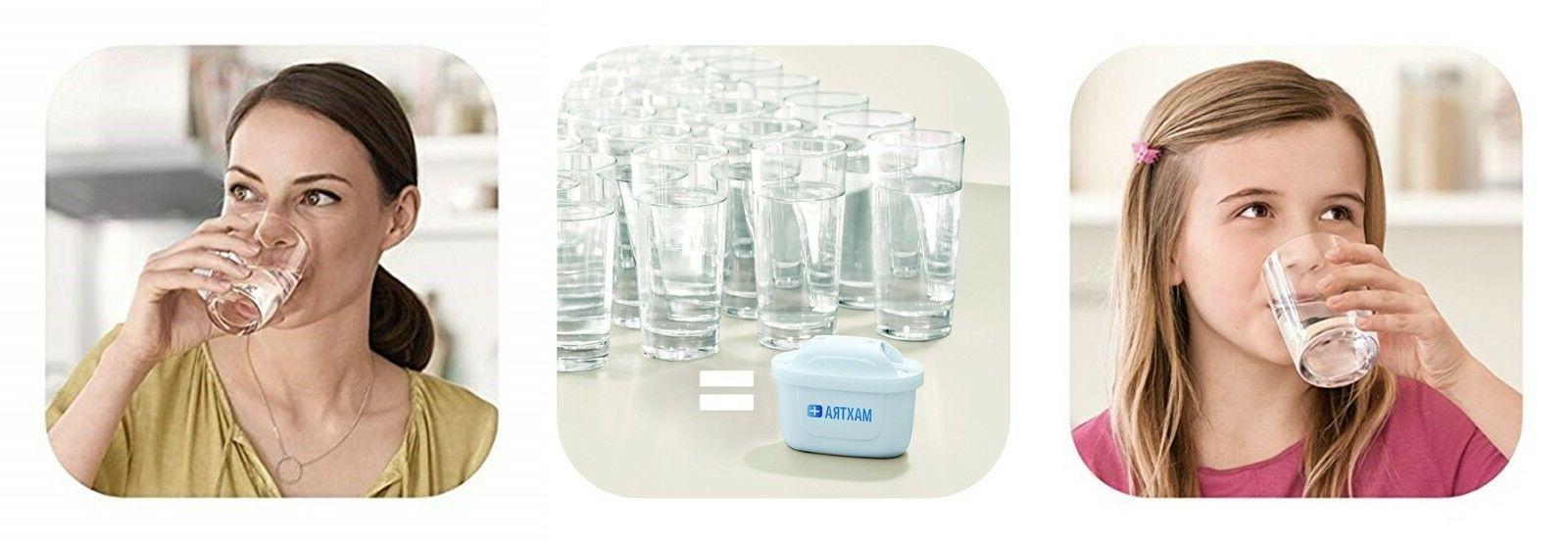 6Pk Filter Water Fresh Healthy Drinking