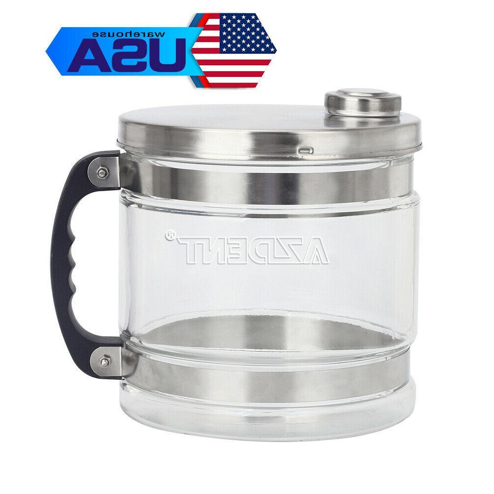 UPS Water Glass Distillation