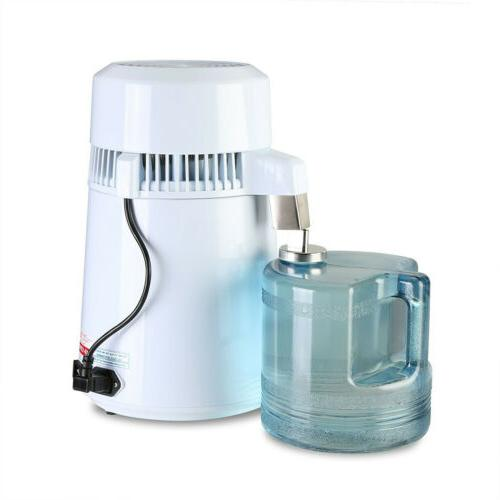4L Countertop Stainless Steel Water Purifier