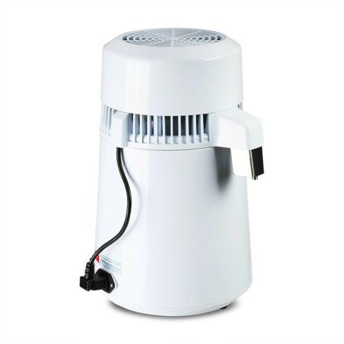 4L Steel Purifier Machine