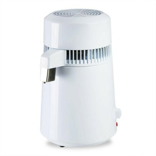 4L Home Steel Interior Water Purifier