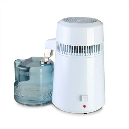 4L Home Steel Interior Water Purifier