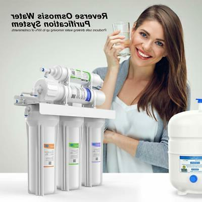 5 Stage Home Water Filter System Purifier Extra