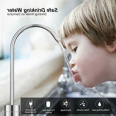 100GPD Stage Sink Reverse Osmosis Drinking Filter