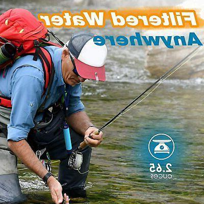 6 Water Camping Emergency Gear