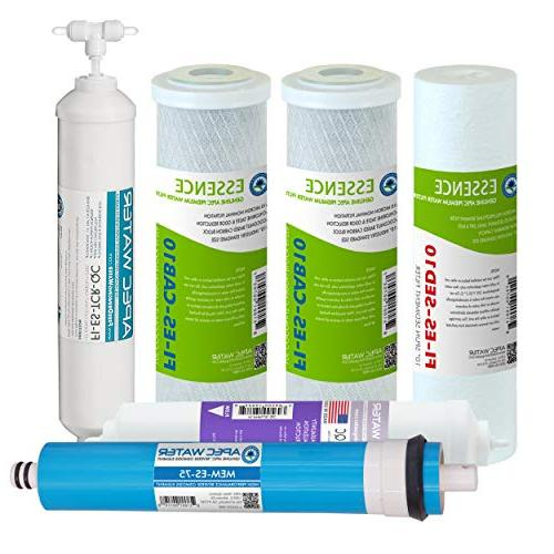 APEC FILTER-MAX-ESPH 75 GPD Complete Replacement Filter Set