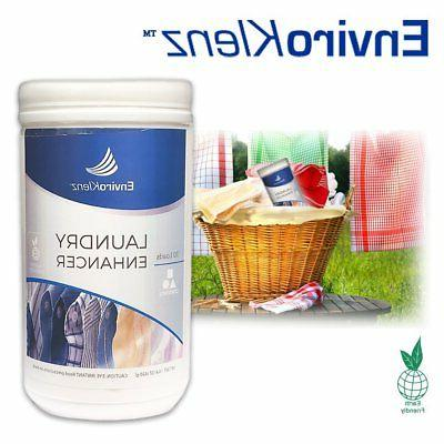 EnviroKlenz Laundry Odor Eliminator Detergent Booster, Best