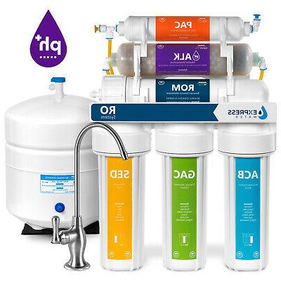 Express Water Alkaline Reverse Osmosis Water Filtration Syst