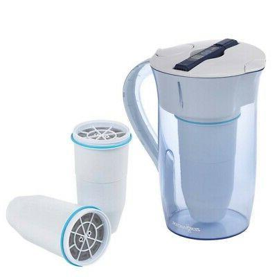 bundle zero water 2 5 qt water