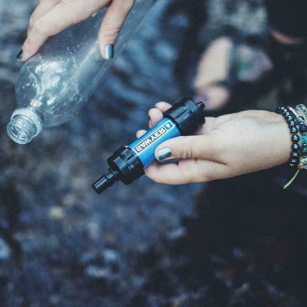 Camping Water Purifier Emergency Survival