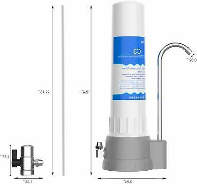 Countertop Drinking Filtration Stage4 Cleaner