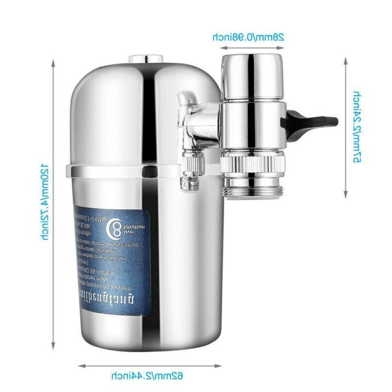 Faucet Filter Sink Filtration Tap