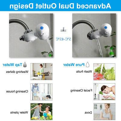 Faucet Kitchen Sink Mount Tap Purifier Cleaner