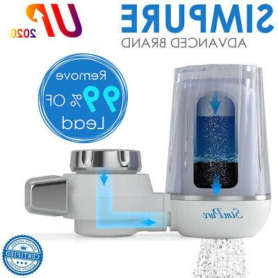 faucet water filter tap filter kitchen removes