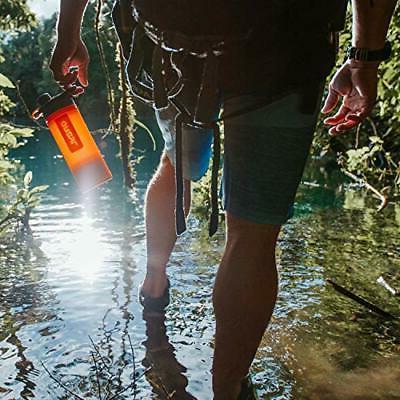 GRAYL Geopress Water Purifier Travel,