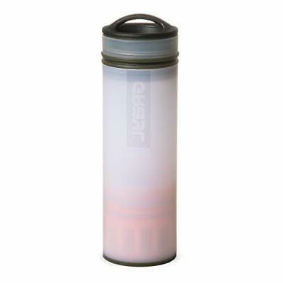 Grayl Ultralight Polypropylene Orange Water Purifier and Fil