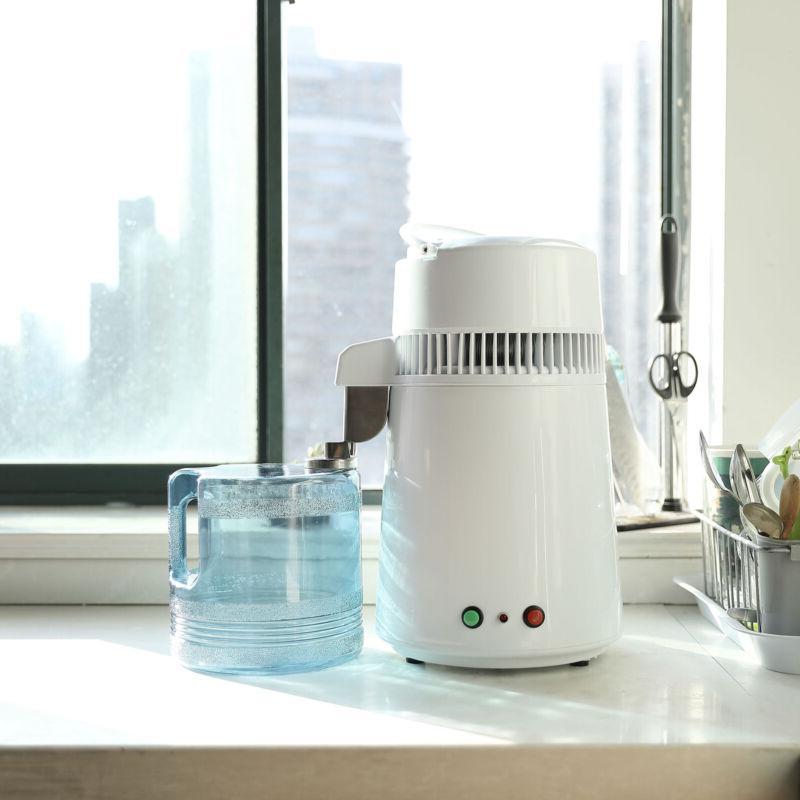 home water distiller purifier machine 750w 4l