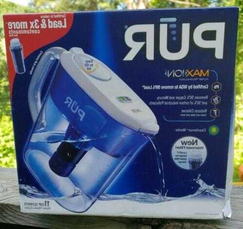 Pur Water with Lead Reduction New in Box