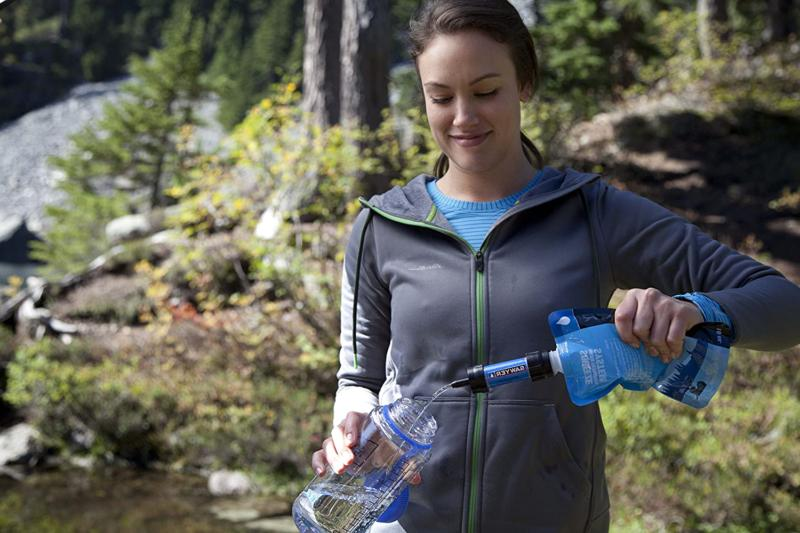 Survival Purifier Water Filtration System