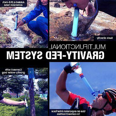 Gravity Water Hiking